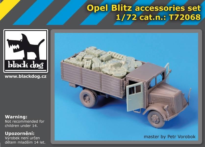 opel blitz einheits accessories rdn bdog72068 secondary. Black Bedroom Furniture Sets. Home Design Ideas