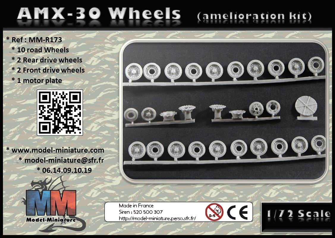 AMX-30 wheels (HEL) [MM-R173]SECONDARY_SECTION10